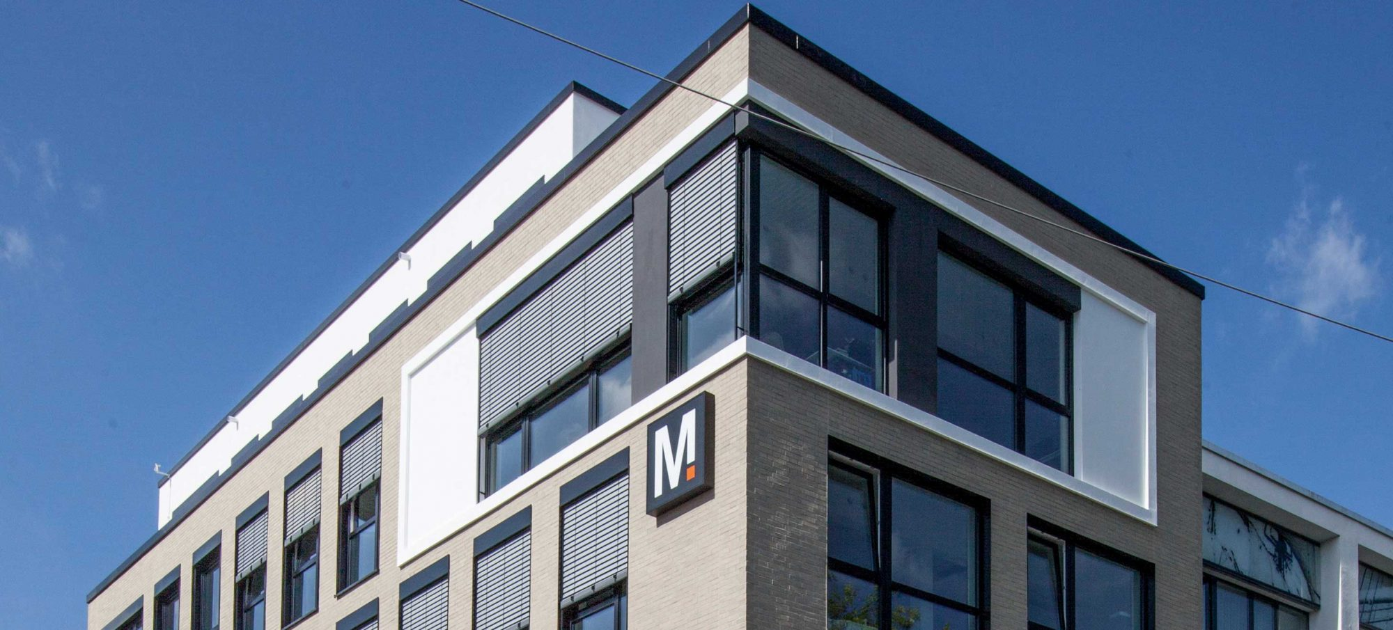 Gebäude M Projekt